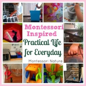 Montessori Inspired: Practical Life for Everyday.