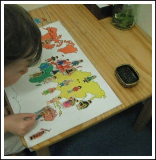 Supporting Cultural Diversity in the Montessori Classroom