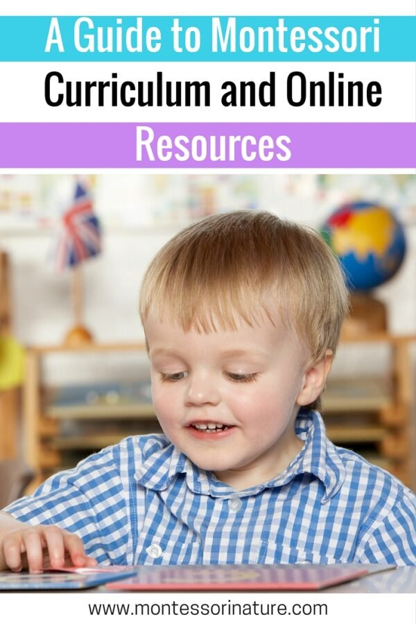 a guide to montessori curriculum and online resources montessori rh montessorinature com montessori infant/toddler (0–3) curriculum manuals pdf