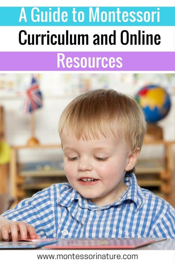 montessori infant toddler 0 3 curriculum manuals