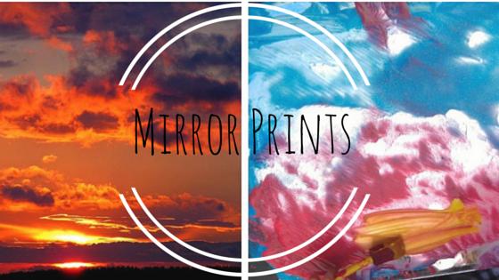 Mirror Prints – Creative Fun for Kids | Preschool Art Lesson |