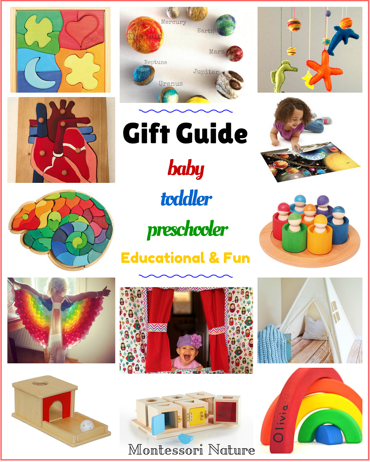 Homemade Gift For One Year Old Baby - Gift Ideas