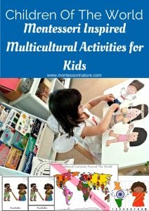 Children of the World Multicultural Activities for Kids