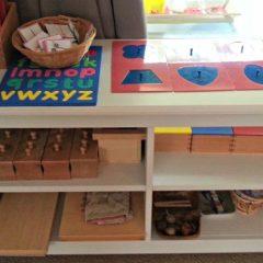 Routine For Our Montessori Home Preschool