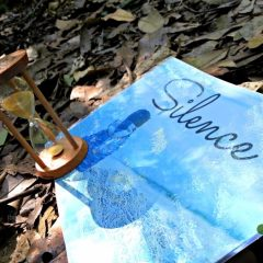 The Silence Game In Nature – Empowering Children with Mindfulness