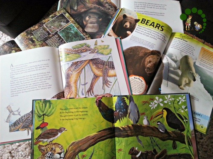 animals books montessori preschool