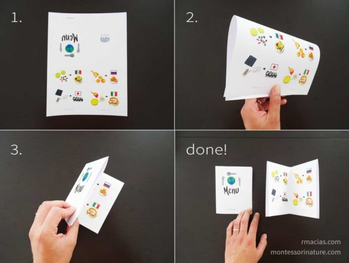 how-to-fold-printable-menu-guide-for-international-kid-chef-activity-montessori-nature-rmacias (1)