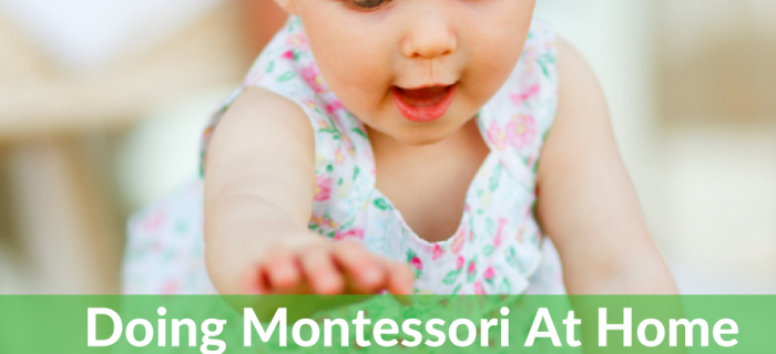 Doing Montessori At Home With Your Baby ( 7 – 9 months )