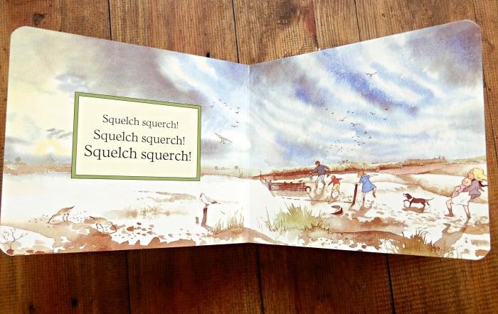 Going on the bear hunt Montessori Toddler Books