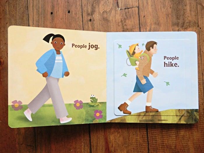Toddler Eco Book Montessori Nature blog