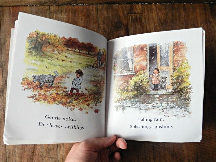 Toddler and baby book
