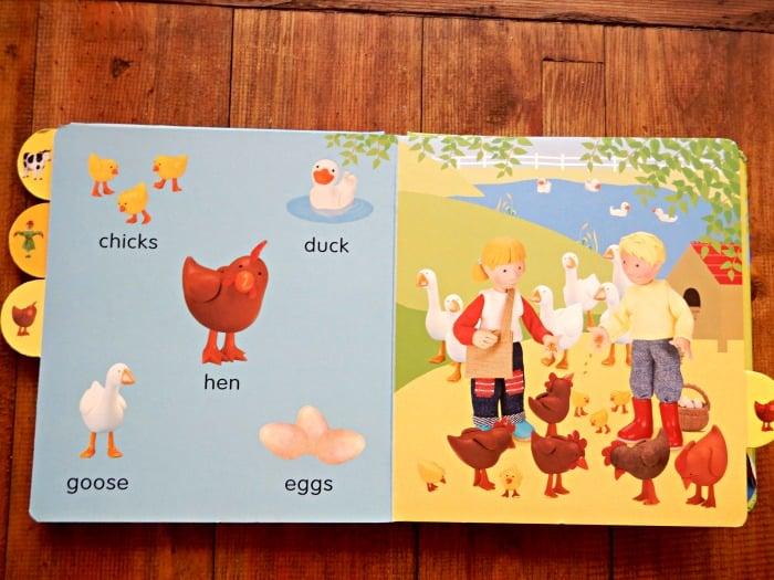 toddler book Montessori Classroom