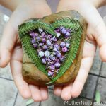 3 Easy Steps to Get Your Kids Crafting With Natural Materials.