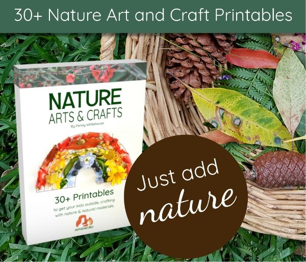 Nature Art and Craft Printable Pack