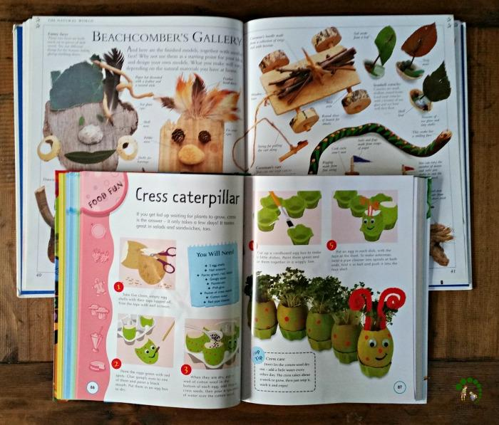 books preschool Montessori Nature
