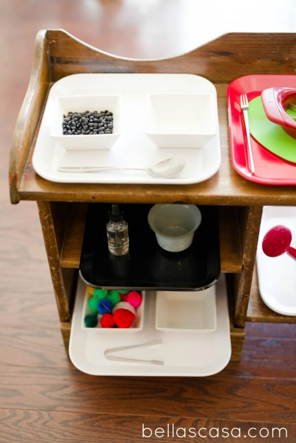 The Life Changing Montessori Magic of Tidying Up The Children's Version!