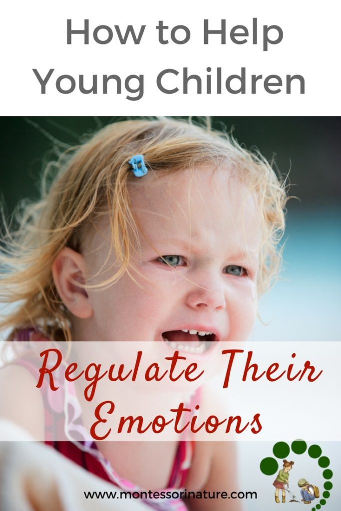 How to help young children regulate their emotions.