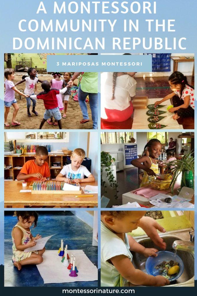 A Montessori Community in The Dominican Republic