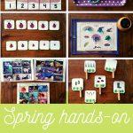 Spring Hands-on Activities for Preschool Children