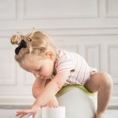 Toilet Learning Tips - Do it the Montessori Way