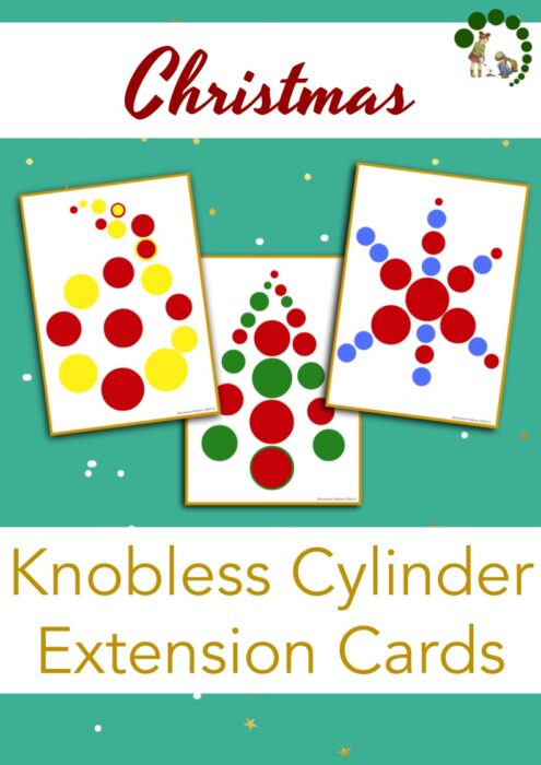 Buy Christmas cylinder cards