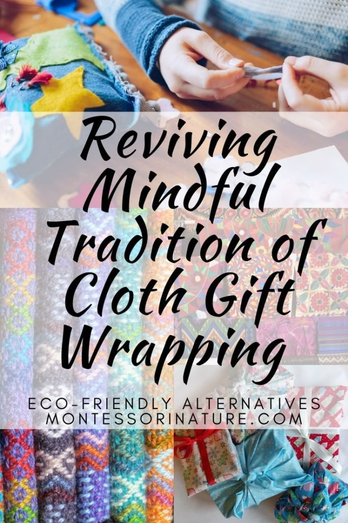 Pin Reviving Mindful Tradition of Eco - Friendly Cloth Gift Wrapping post