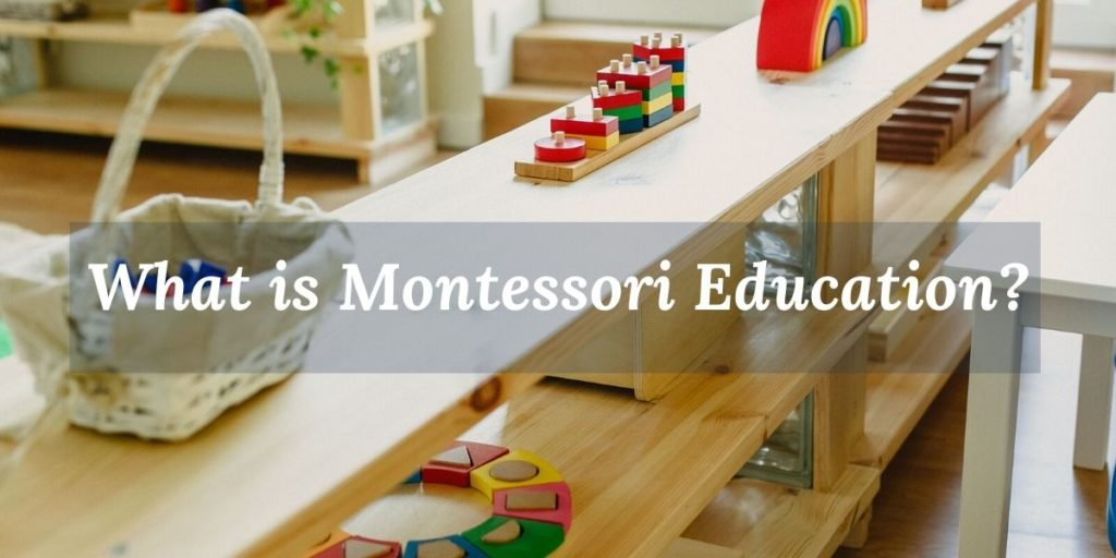 What is Montessori education - blog post about the method.