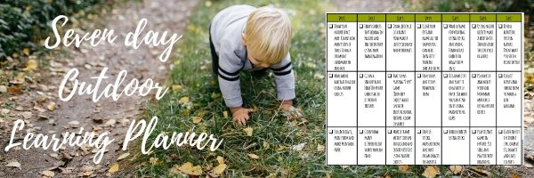 Join to download free outdoor activity planner