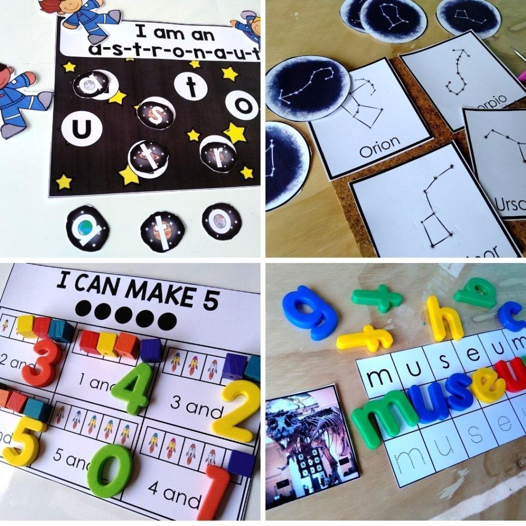 Learn about prefilled preschool planner.