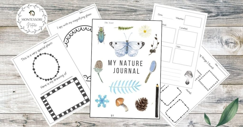Pages from the Nature Journal