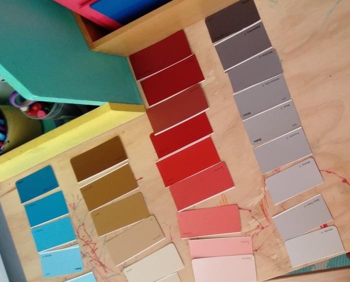 DIY color box 3