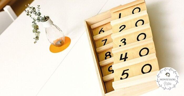 Montessori Math Tools and Materials Montessori Nature Featured