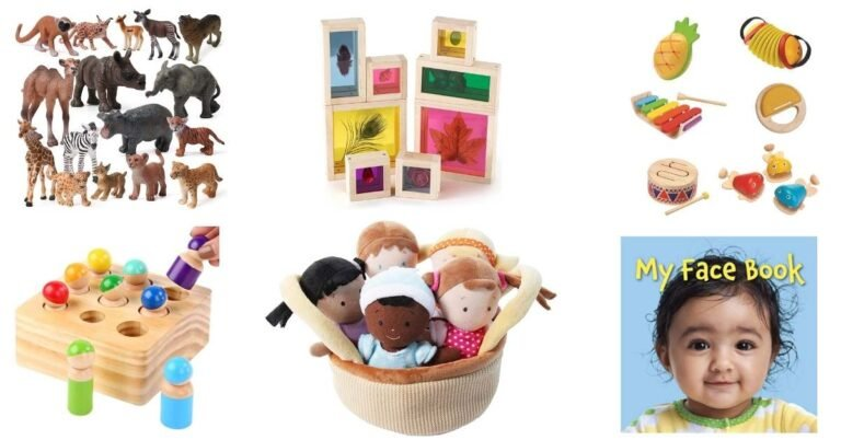 Gift Guide For 2-Year-Old